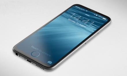 Нови доказателства за бъдещия OLED дисплей на iPhone 8
