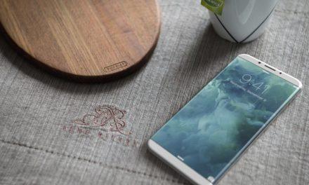 iPhone 8 може и да няма извит OLED дисплей