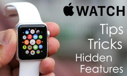 Някои удобни трикове при използването на Apple Watch