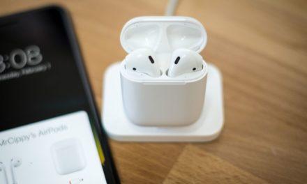 Apple тихомълком пусна ъпдейт за AirPods