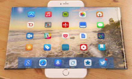 Бъдещите модели iPhone и iPad може би ще имат еластични дисплеи