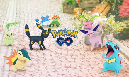 Повече от 80 нови покемони ще добави Niantic в Pokemon GO
