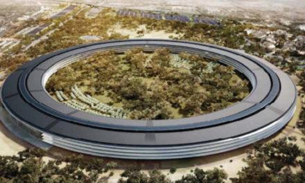 Как изглежда Apple Park, преди официалното си откриване?