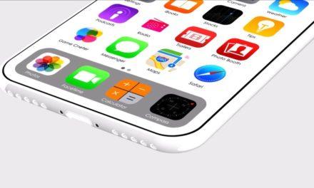 Видео: Как би изглеждал iPhone 8 в бяло?