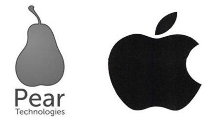 Адвокатите на Apple доказаха, че ябълката е круша във войната за търговски марки