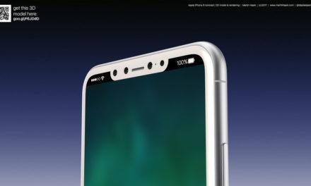 Инфрачервеното разпознаване на лице и общият дизайн на iPhone 8, бяха открити във фирмуера на HomePod