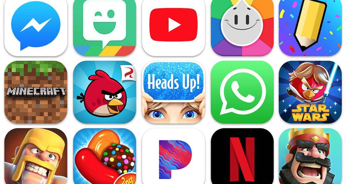 WhatsApp, Messenger и Minecraft сред най-популярните приложения в 10-годишната история на App Store