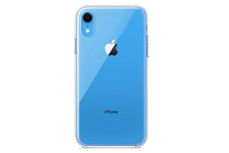 Apple пуска нов кейс за iPhone Xr, който да не крие цветовете му