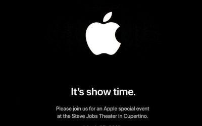 Apple разпрати поканите за пролетното си събитие на 25 март