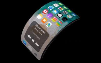 Нов патент на Apple сочи плановете на компанията да доминира на пазара на сгъваеми смартфони