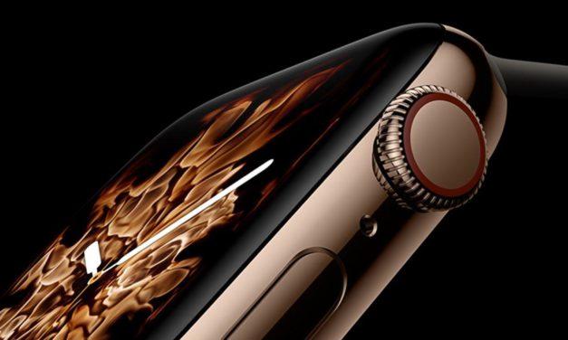 "Apple Watch Series 4 спечели приза ""Дисплей на годината"""