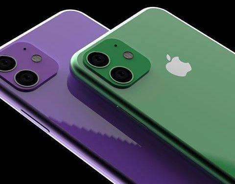 iPhone XIr ще получи два нови цвята