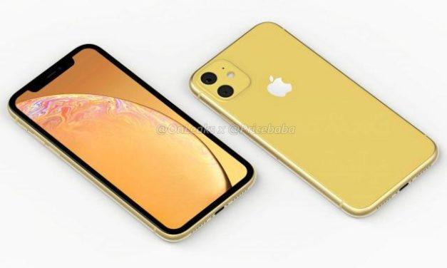 Нови рендери показват двойната камера на бюджетния iPhone XIr