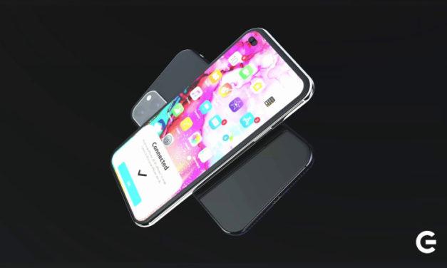 Концептуално видео показва революционния екран на iPhone 12
